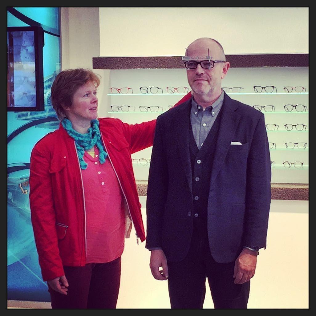 een nieuwe bril optimaal afstellen - CreativeHealth.nl