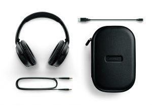 tips voor gezond vliegen, tip 1 koptelefoon Bose quietcomfort - CreativeHealth.nl