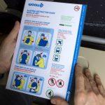 tips voor gezond vliegen, tip 1a Woolip kussen - CreativeHealth.nl