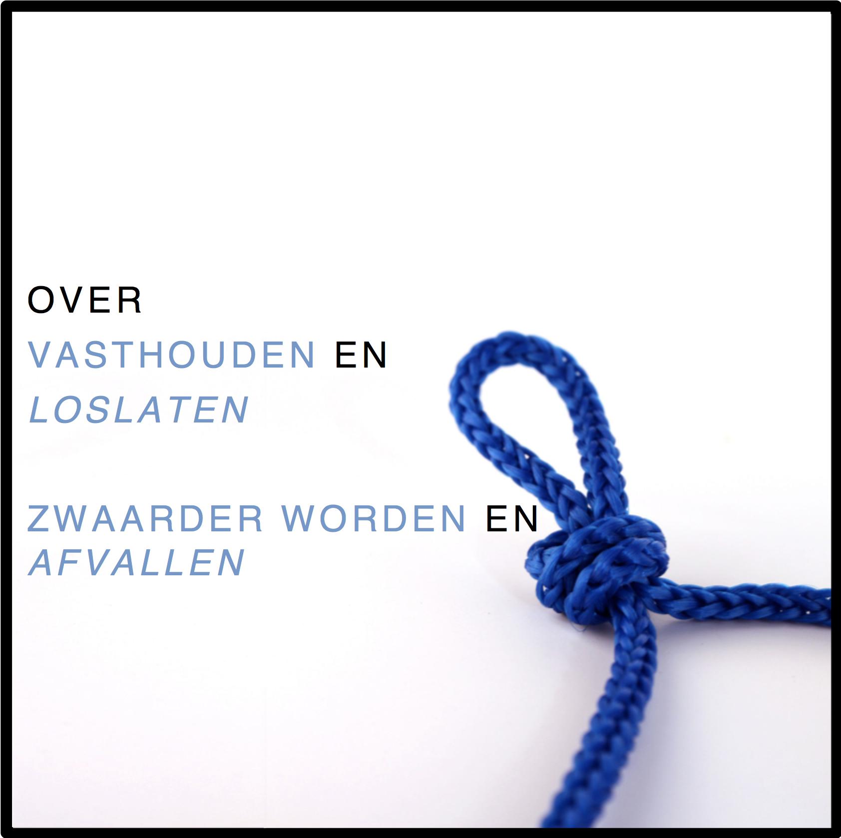 over vasthouden en loslaten, zwaarder worden en afvallen - CreativeHealth.nl